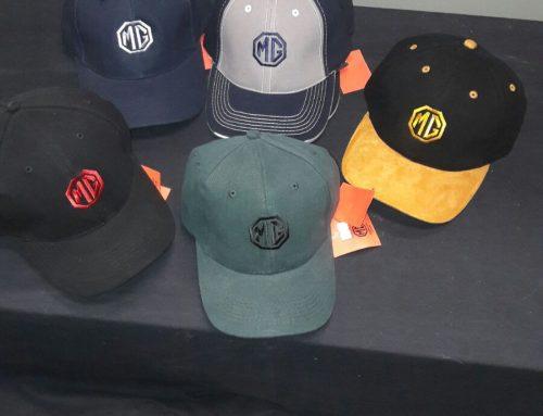 Diverse MG Caps